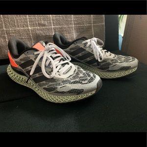 Adidas 4D Run Shoes